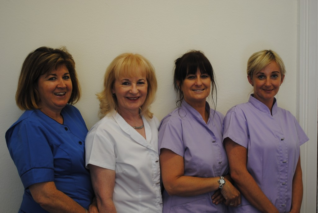 The Bray Dental team