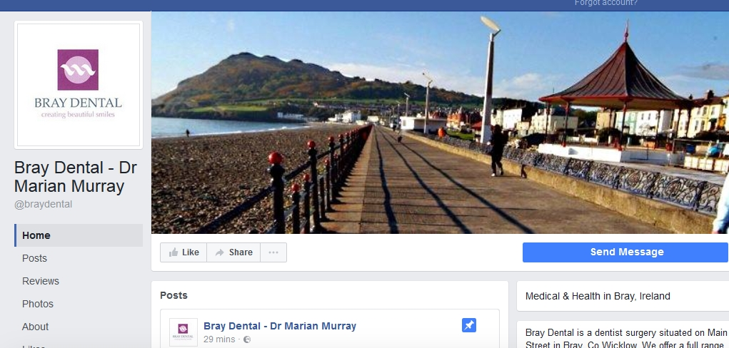Bray Dental Facebook